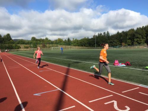 Vereinsmeisterschaften Leichtathletik